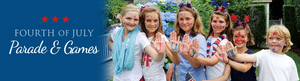 Celebrate Fourth of July in 'Sconset!