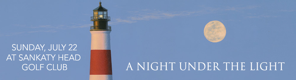 Night Under the Light Gala July 22