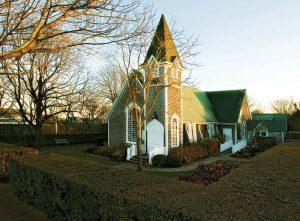 Siasconset Union Chapel