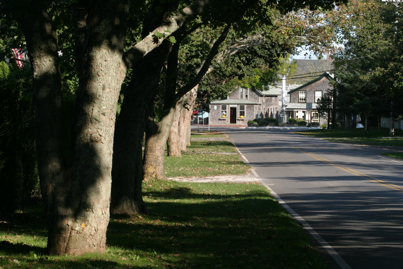 Main Street 'Sconset