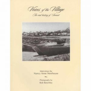 Book cover Voices of the Village - An Oral History of 'Sconset