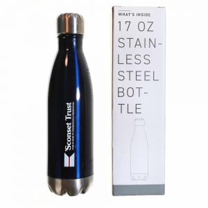 blue 'Sconset Trust Thermal Bottle