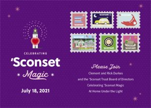 Sconset Magic Save the Date